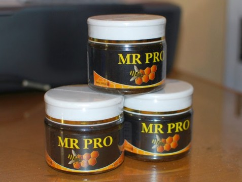 MR PRO suplemen untuk menambah nafsu makan