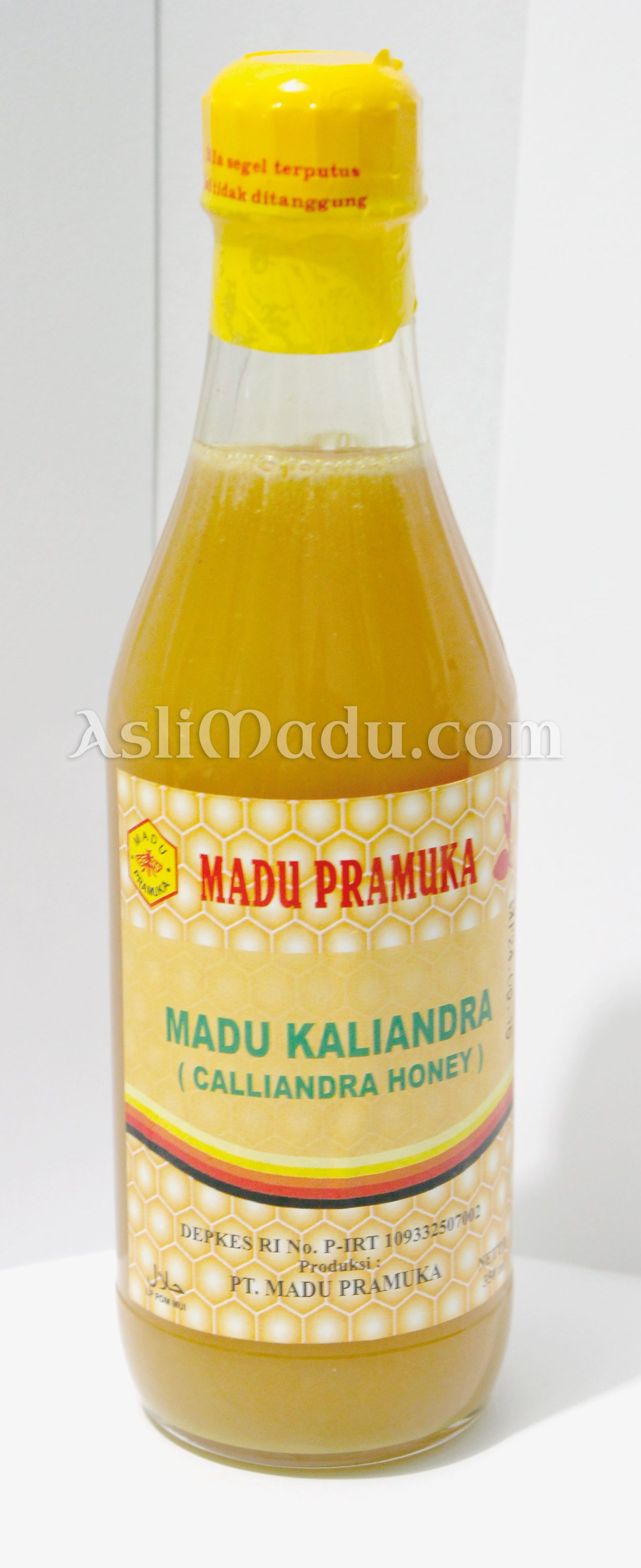 Madu Kaliandra Pramuka Adalah Tipe Madu Ternak Yang Dihasilkan Oleh