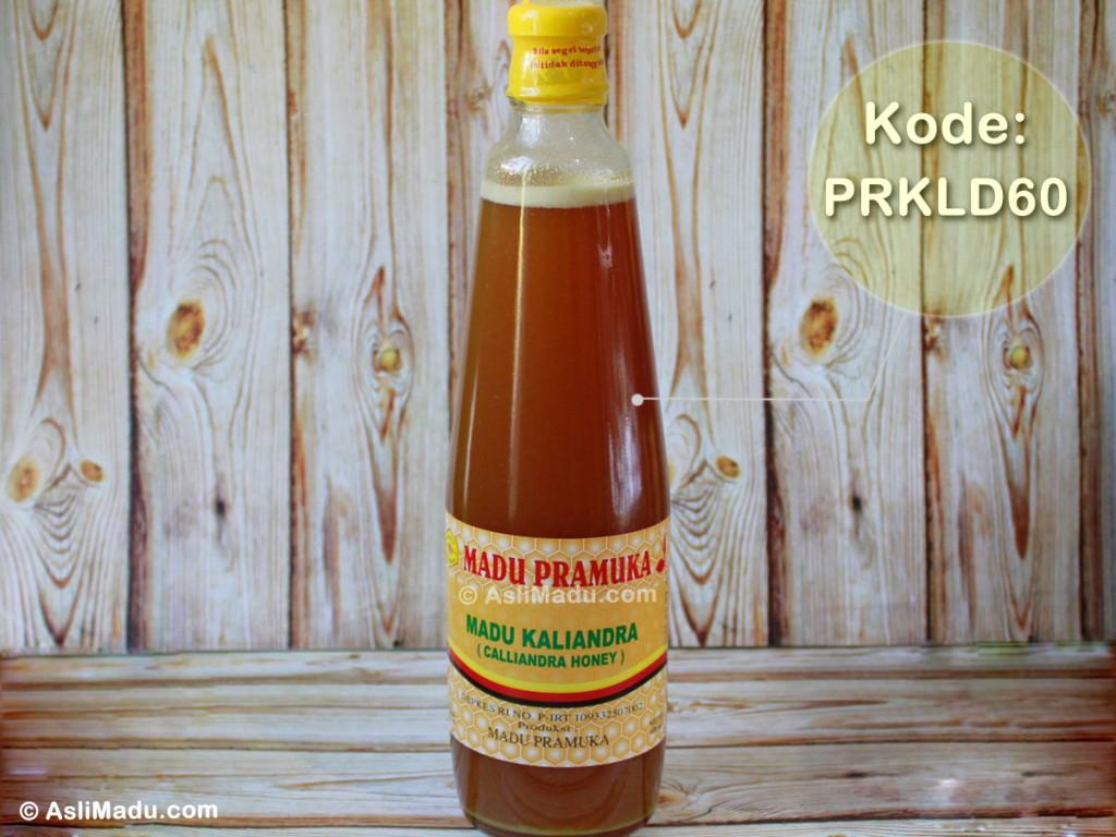 manfaat khasiat madu kaliandra pramuka